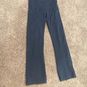 Bally Fitness Black Work out / Lounge pants large